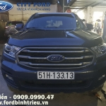 Bàn Giao xe Ford Everest Ambiente AT - A Sỹ (Quận 3)
