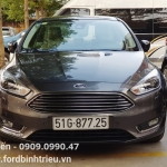 Giao xe Ford Focus Titanium - Anh Châu Quận 12