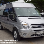 Giao Xe Transit SVP - Anh Xây (quận 7)